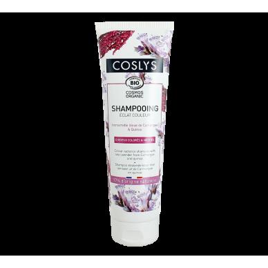 Shampoing Cheveux colorés et méchés 250 ml Coslys