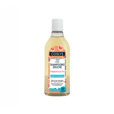 Shampooing douche pamplemousse 250 ml Coslys