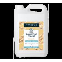 Shampoing douche aux céréales 250 ml Coslys