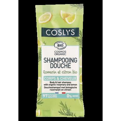 Ech. Shampooing douche romarin-citron