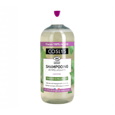 Shampoing antipelliculaire 500 ml Coslys