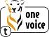 Logo One Voice t