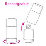 Refill deodorant Coslys