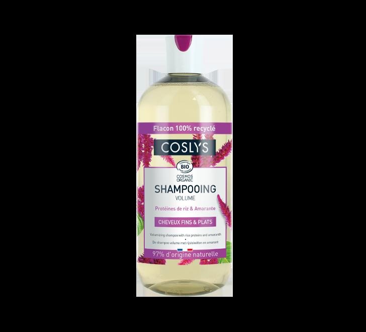 volumizing hair shampoo