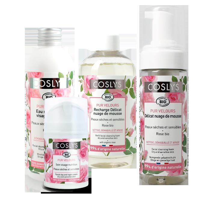 dry to sensitive skin
