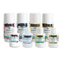déodorants coslys